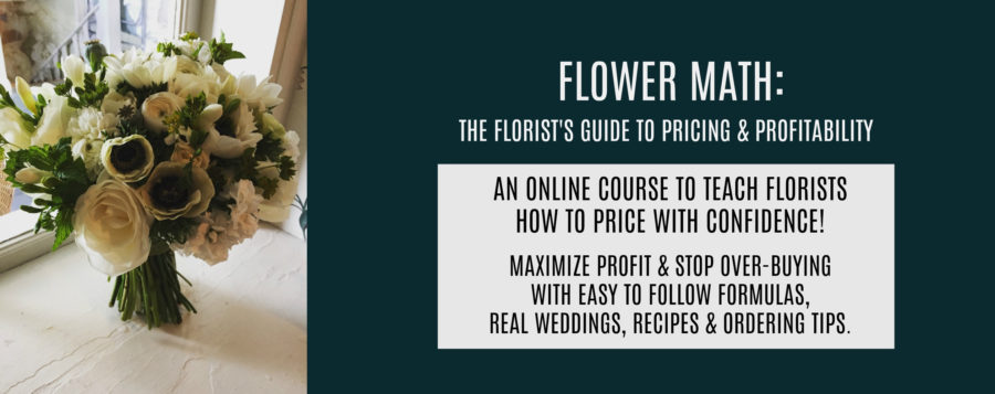 What is a florist's markup, How much do you charge for wedding flowers, Florist Pricing Guide