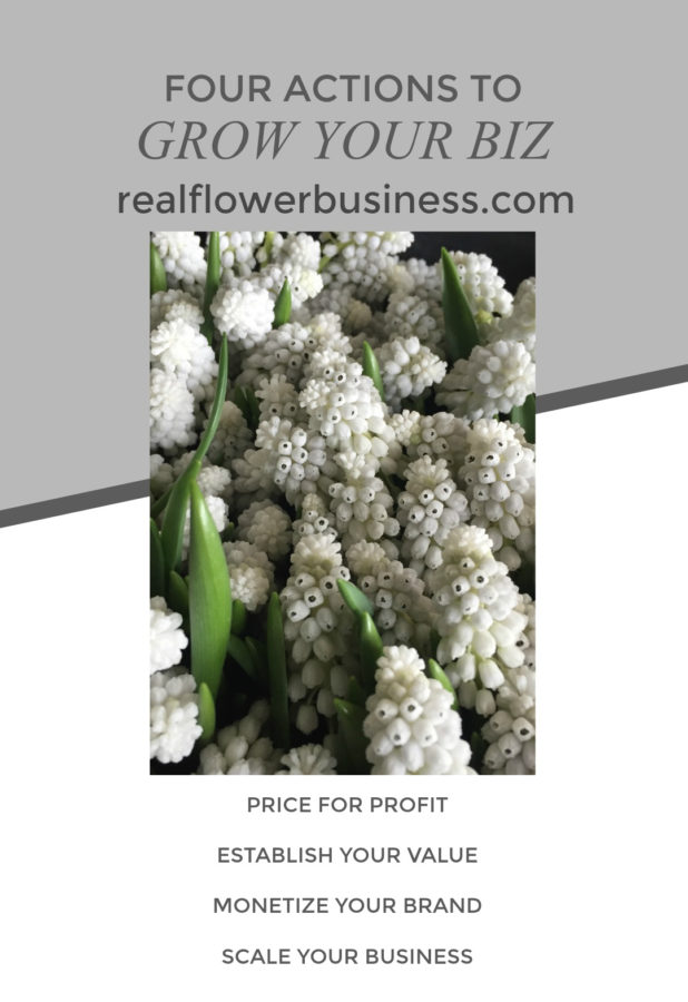 Real Flower Business Courses For Florists