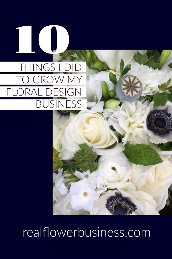 flower business, learn to be a florist, floral design, florist education, flower school