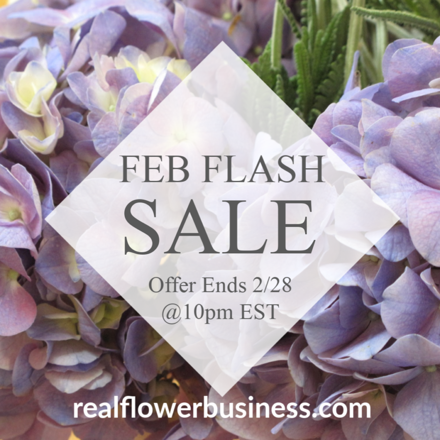 flash sale realflowerbusiness.com