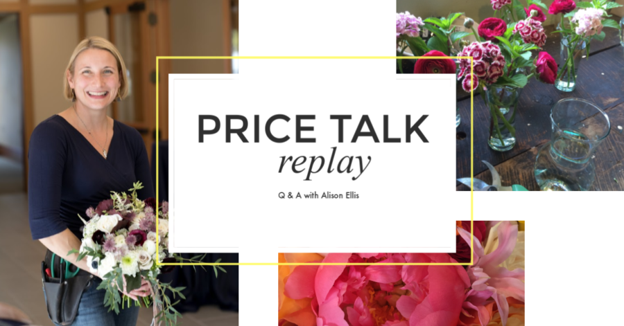 pricing tips for florists, floral designers, realflowerbusiness.com, floral industry